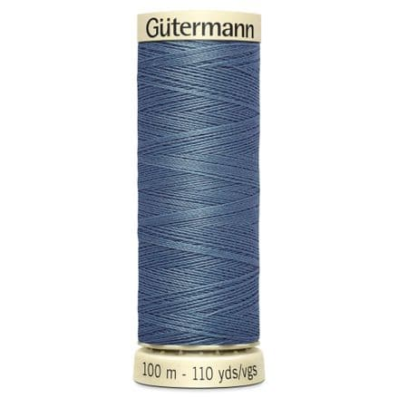 Col. 076 Gutermann Sew All Thread 100m - Porpoise