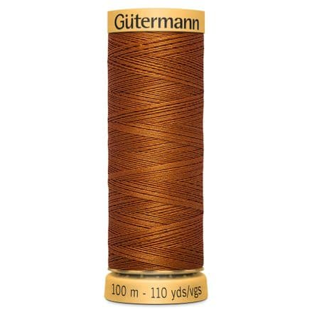 Col. 1554 Gutermann Natural Cotton Thread 100m