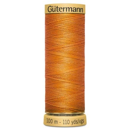 Col. 1576 Gutermann Natural Cotton Thread 100m