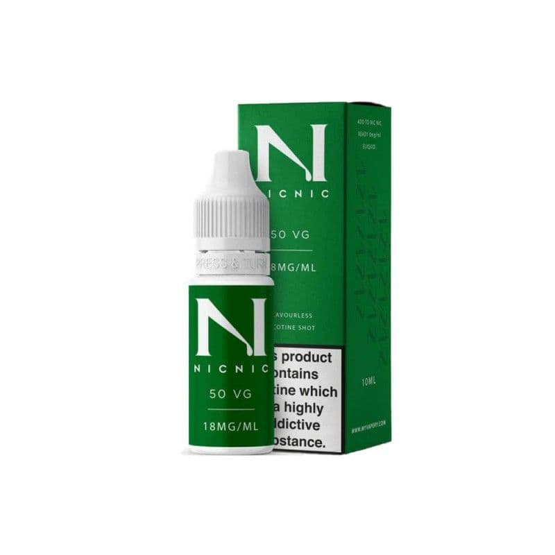 Nic Shot 50/50 18mg 10ml