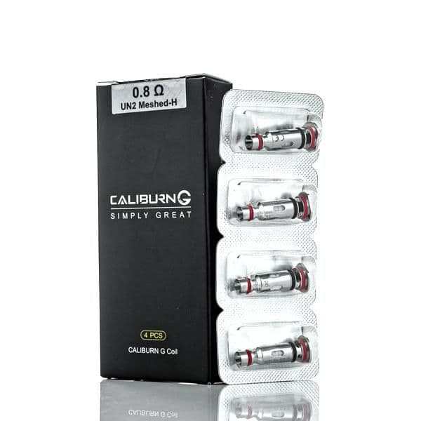 Uwell Caliburn G Coils (Pack of 4)