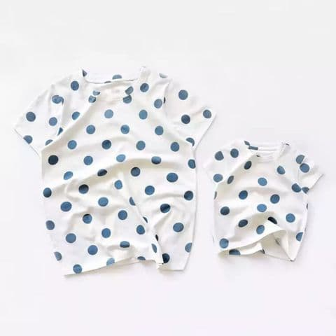 SPOTTED TEE