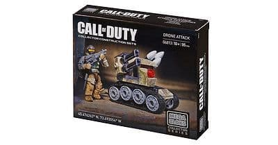 Call Of Duty (COD) Mega Bloks Vehicle Sets Choose Mountain Recon Or Drone Attack