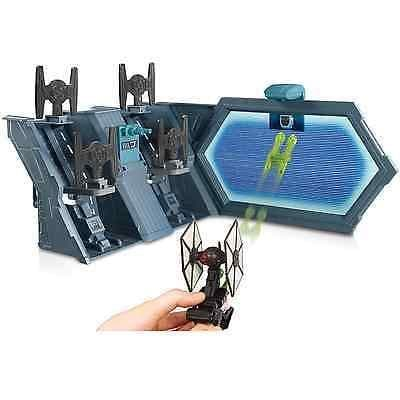 Hot Wheels Star Wars Tie Fighter and Hoth Battle Playsets