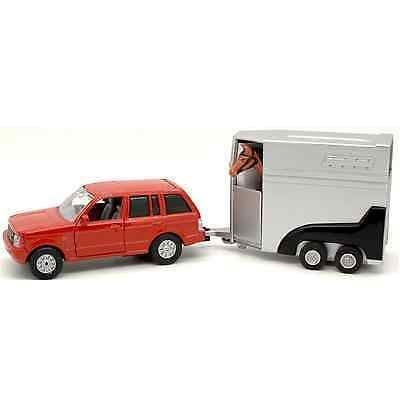 Teamsters Teamsterz Kids 4x4 Toy Vehicle & HorseBox with Horse 3+Years