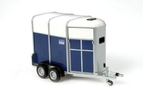 Tomy Britains IFor Williams Toy Trailer HB506 Horsebox childs toy