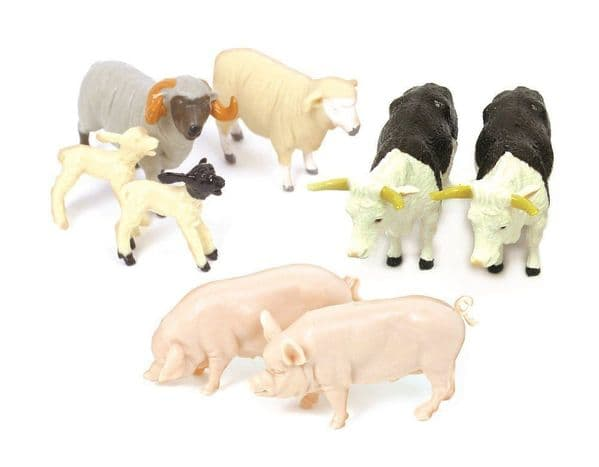 Tomy Britains Mixed Animals Value Pack