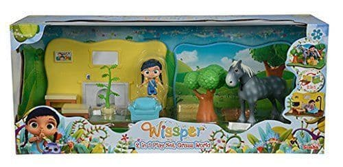 Wissper 2 in 1 PlaySet Grass World
