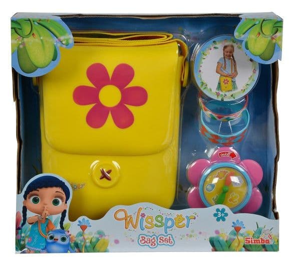 Wissper Bag Set with accessories