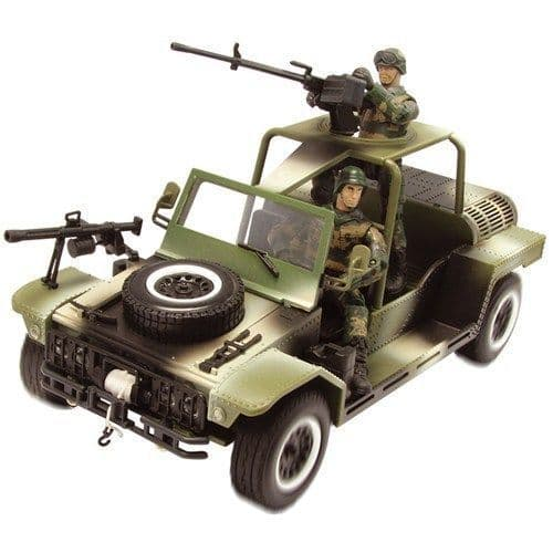 World Peacekeepers Military Army Fast Attack Army Vehicle (FAV) 3+ Years