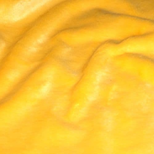 8mm dense mohair - Canary Yellow