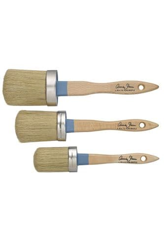 Annie Sloan Chalk Paint® Brushes - 3 sizes