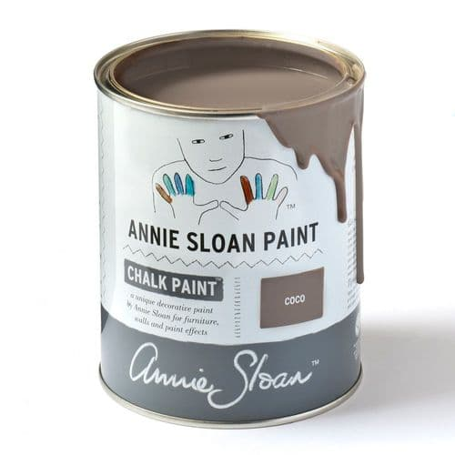 Chalk Paint® decorative paint by Annie Sloan in Coco