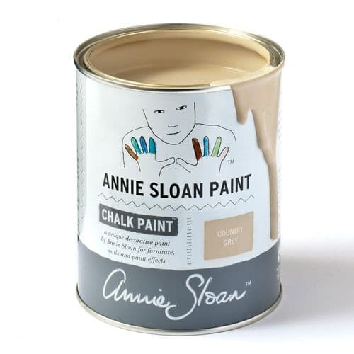 Chalk Paint® decorative paint by Annie Sloan in Country Grey
