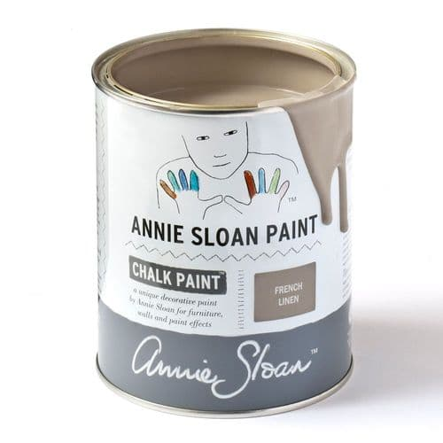 Chalk Paint® decorative paint by Annie Sloan in French Linen