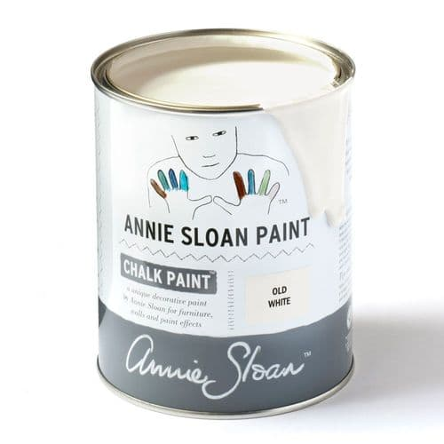 Chalk Paint® decorative paint by Annie Sloan in Old White