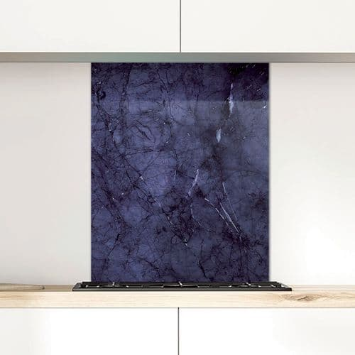 Blackcurrant - Glass Splashback