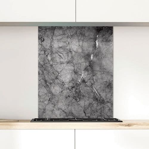 Grey Seal - Glass Splashback