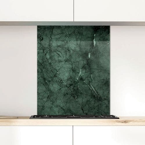 Jade Dragon - Glass Splashback