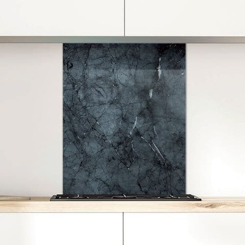 Raven's Wing - Glass Splashback