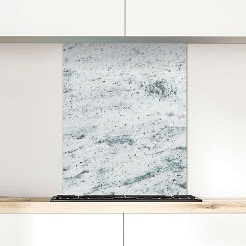 Shivakashi Granite Smoke - Glass Splashback
