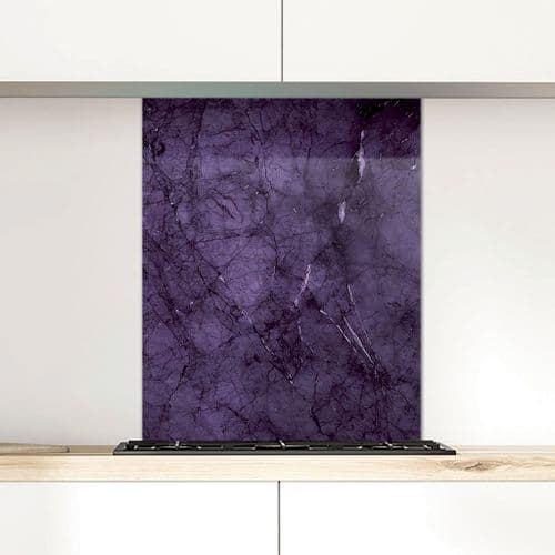 Ultraviolet - Glass Splashback