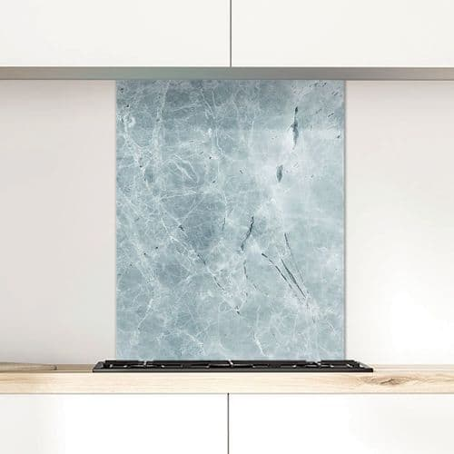 Winter Sky  - Glass Splashback