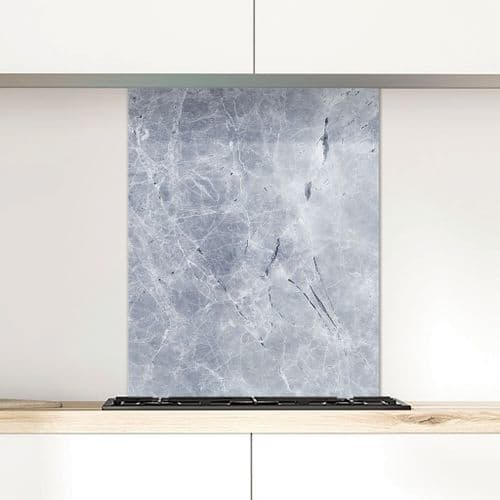 Wood Smoke - Glass Splashback