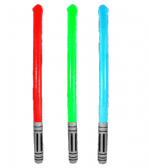 Inflatable Lightsaber Space Sword (90cm)