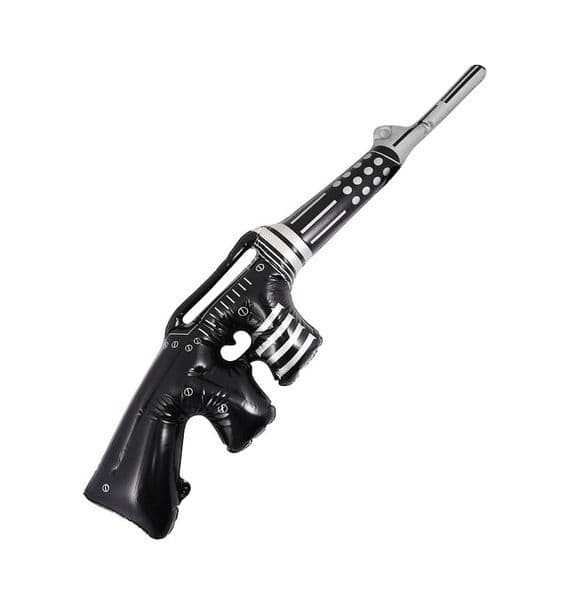 Inflatable Toy Rifle Gun