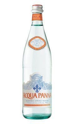 Acqua Panna Mineral Water 12x750ml glass bottle
