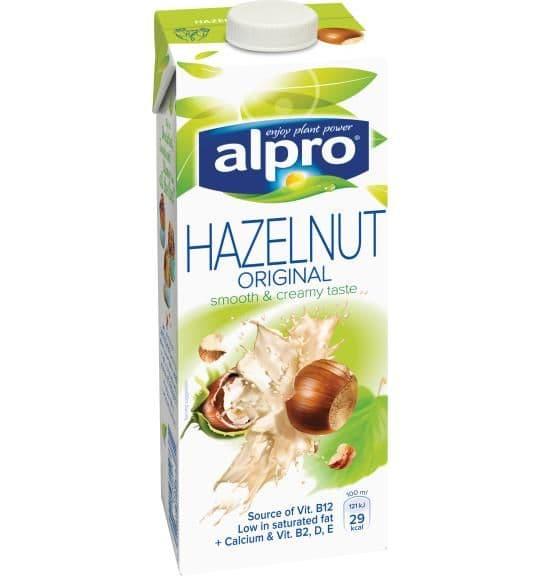 Alpro Hazelnut Longlife 1 Litre