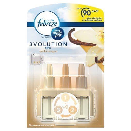 Ambi Pur 3Volution Refill Vanilla 20ml