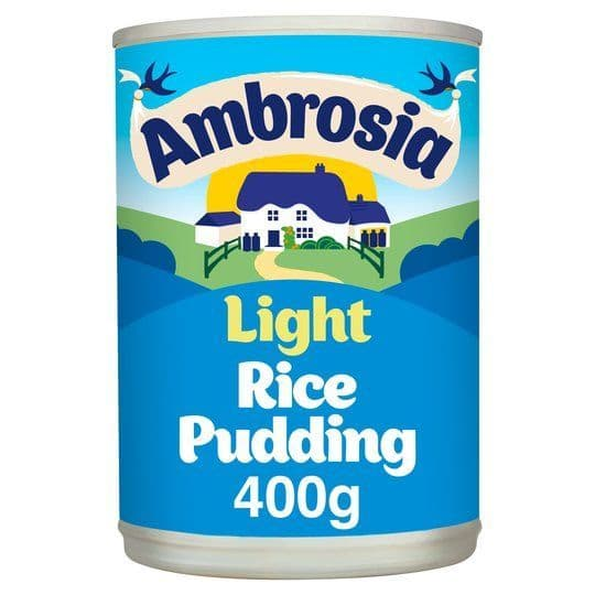 Ambrosia Light Rice Pudding 400g