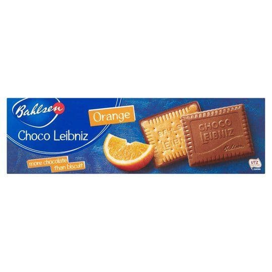 Bahlsen Choco Leibniz Orange 125g