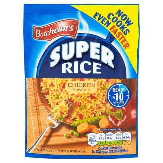 Batchelors Super Rice Chicken 90g