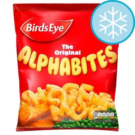 Birds Eye Alphabites 456g
