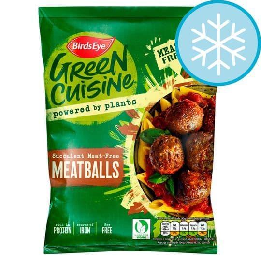 Birds Eye Meat Free Meatballs 280g