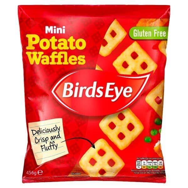 Birds Eye Mini Potato Waffles 23pk
