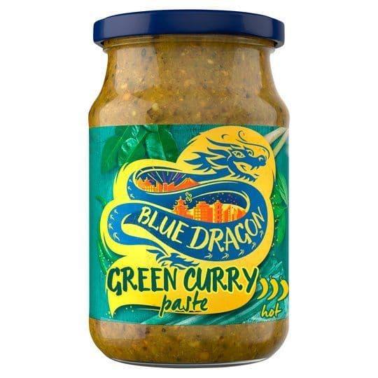 Blue Dragon Green Thai Curry Paste 285g