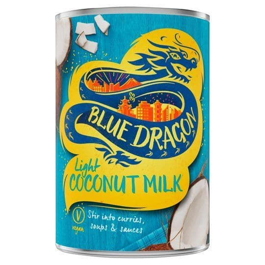 Blue Dragon Light Coconut Milk 400ml