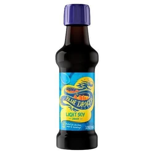 Blue Dragon Light Soy Sauce 150ml
