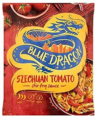 Blue Dragon Szechuan Tomato Sauce 120g