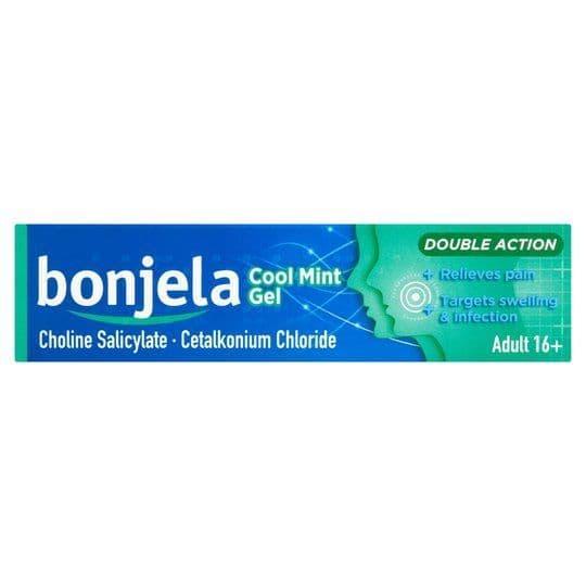 Bonjela Double Action Cool Mint Gel