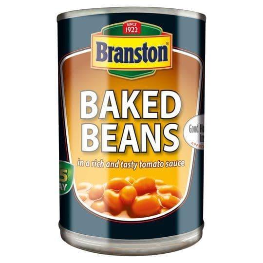 Branston Baked Beans in Tomato Sauce 410g