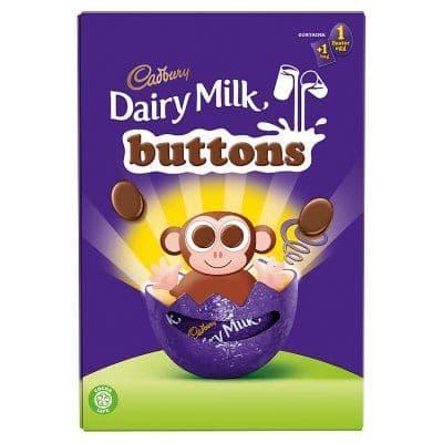 Cadbury Buttons Small Egg 74g