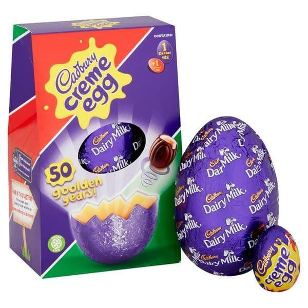 Cadbury Creme Egg Medium Egg 138g
