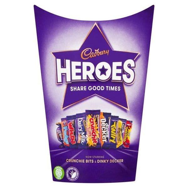 Cadbury Heroes 189g Box