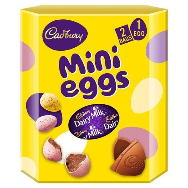 Cadbury Mini Eggs Giant Egg 455g