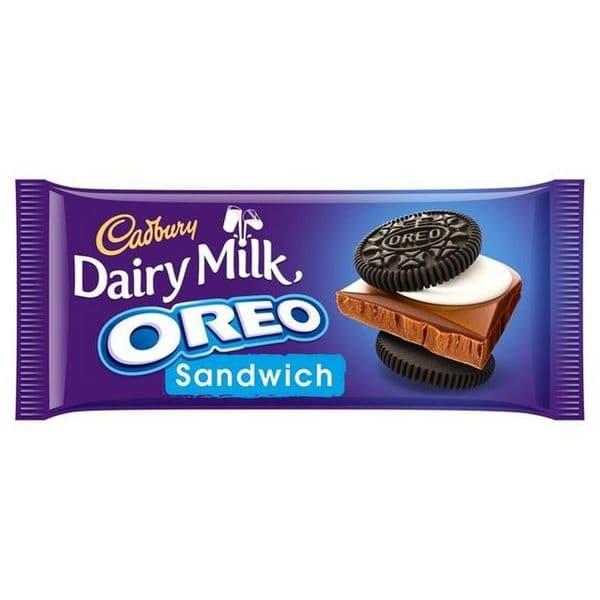 Cadbury Oreo Sandwich 96g